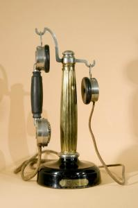 Collection Lombard - Telephones anciens - Grammont