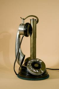 Collection Lombard - Telephones anciens - Thomson-Houston