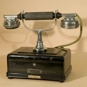 Collection Lombard - Telephones anciens - Western Electric Company