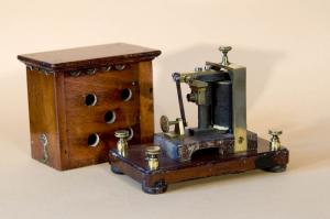 Collection Lombard - Telephones anciens -